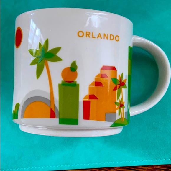 Orlando 🌴🍊Starbucks You Are Here Mug
